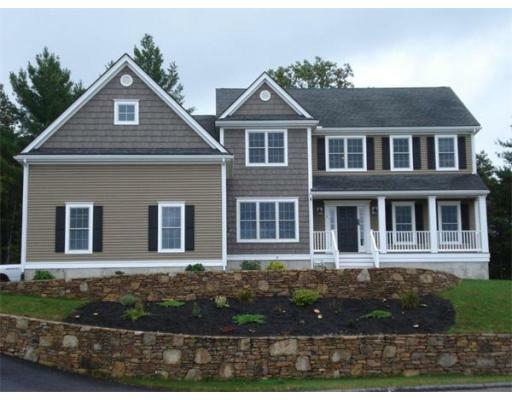 Lot 38 High Point Drive, Grafton, MA 01536 (MLS #71296700) :: Goodrich Residential