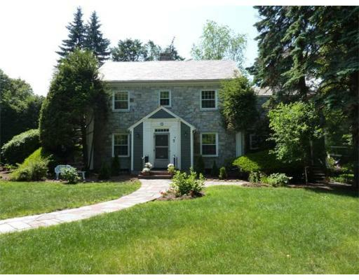 7 Fairway Rd, Brookline, MA 02467 (MLS #71366531) :: Vanguard Realty