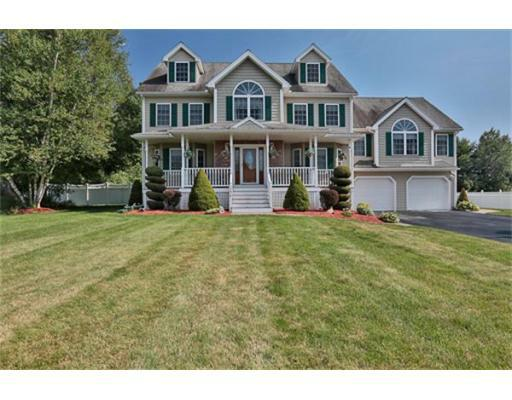 196 Mitchell G Drive, Tewksbury, MA 01876 (MLS #71409472) :: Exit Realty