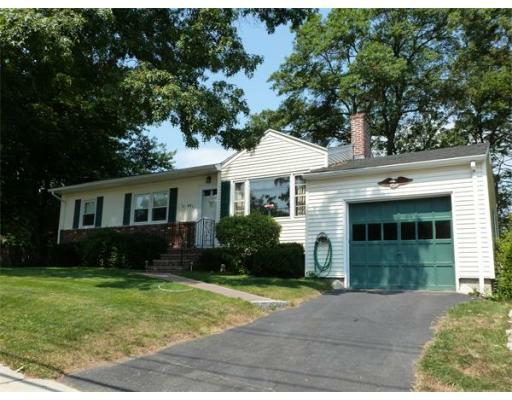 491 Russell, Woburn, MA 01801 (MLS #71410536) :: Exit Realty