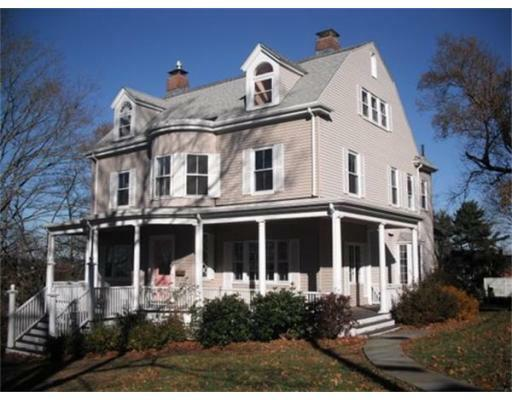 60 Greenwood Ave, Newton, MA 02465 (MLS #71458744) :: Vanguard Realty