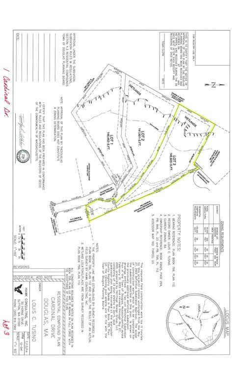 1 Cardinal Dr, Douglas, MA 01516 (MLS #71955509) :: Local Property Shop