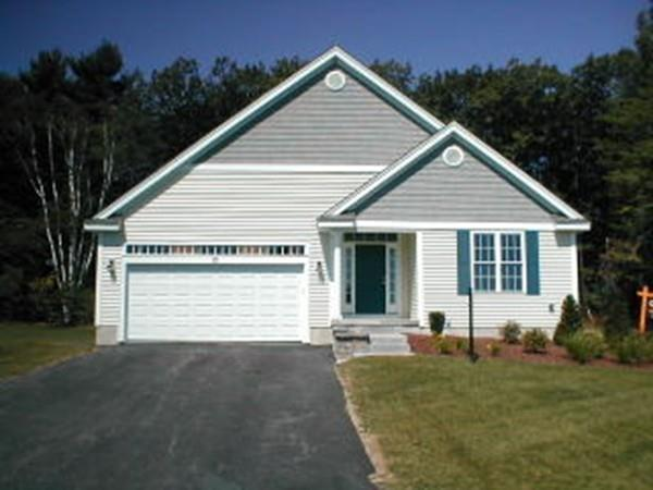 Lot12 Old Mill Circle Littleton, Westminster, MA 01473 (MLS #72106000) :: Driggin Realty Group