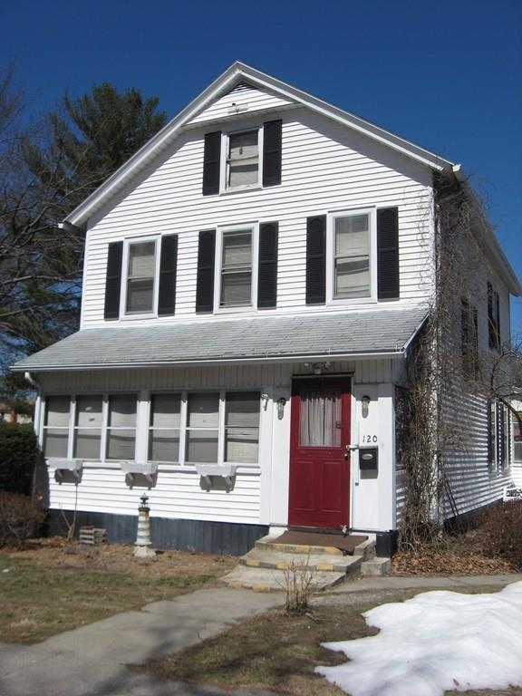 120 Hampshire Street, Springfield, MA 01151 (MLS #72138321) :: Goodrich Residential