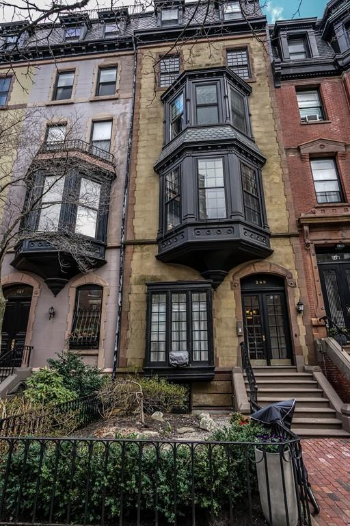 269 Beacon St #9, Boston, MA 02116 (MLS #72150567) :: Ascend Realty Group