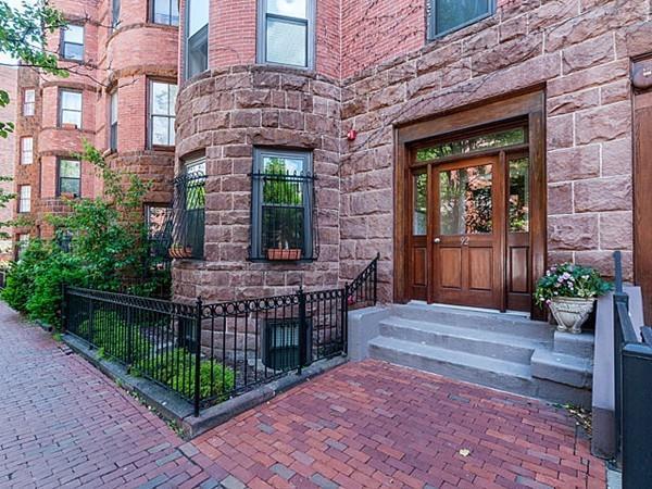 92 Saint Botolph St #1, Boston, MA 02116 (MLS #72176773) :: Goodrich Residential