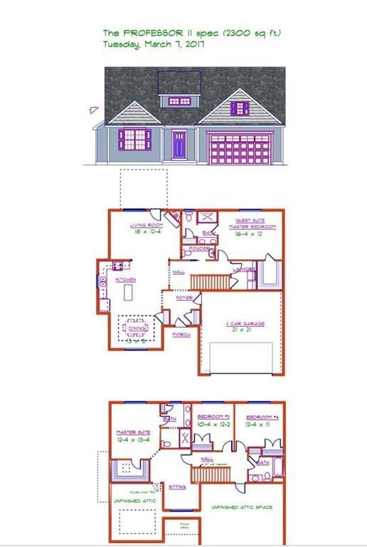 98 Sawtelle Rd., Leominster, MA 01453 (MLS #72186859) :: The Home Negotiators
