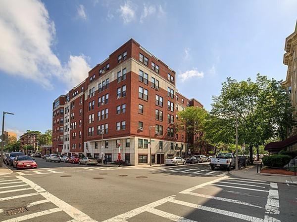 108 Peterborough St 6H, Boston, MA 02215 (MLS #72187317) :: Goodrich Residential