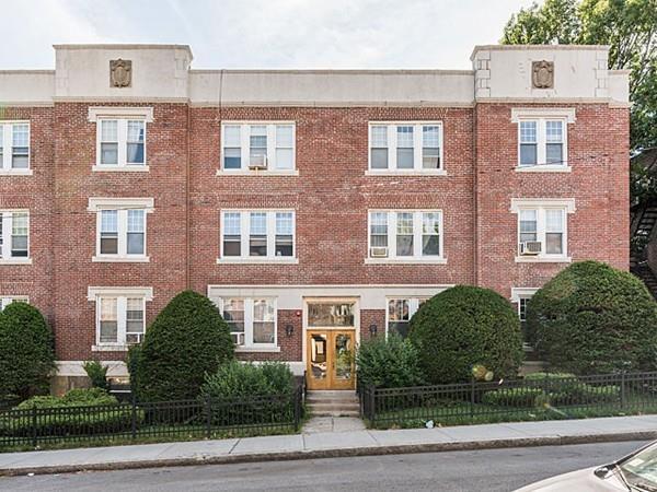 22 Park Vale #1, Boston, MA 02134 (MLS #72188367) :: Vanguard Realty