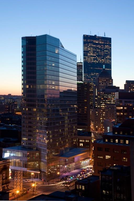 110 Stuart St 18D, Boston, MA 02116 (MLS #72189595) :: Ascend Realty Group