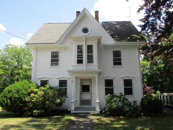 34 Center Street, Easton, MA 02356 (MLS #72190147) :: Westcott Properties