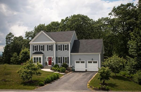 21 Cherry Tree Ln, Groton, MA 01450 (MLS #72190239) :: Westcott Properties