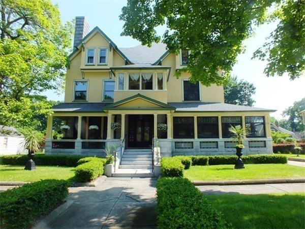 29 Ingersoll Grv, Springfield, MA 01109 (MLS #72192257) :: Westcott Properties