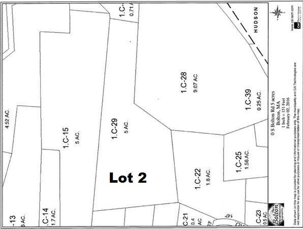 Lot 0 S Bolton Road, Bolton, MA 01740 (MLS #72201854) :: Ascend Realty Group