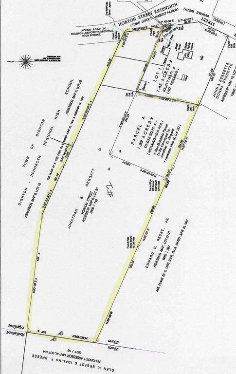 0 Horton Street, Dighton, MA 02764 (MLS #72202328) :: Goodrich Residential