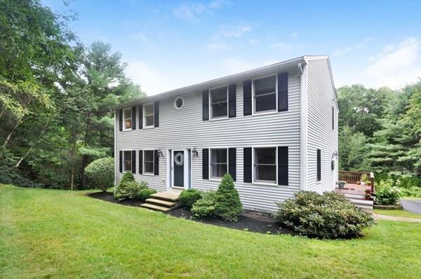 128 Whitcomb Rd, Boxborough, MA 01719 (MLS #72208132) :: The Home Negotiators