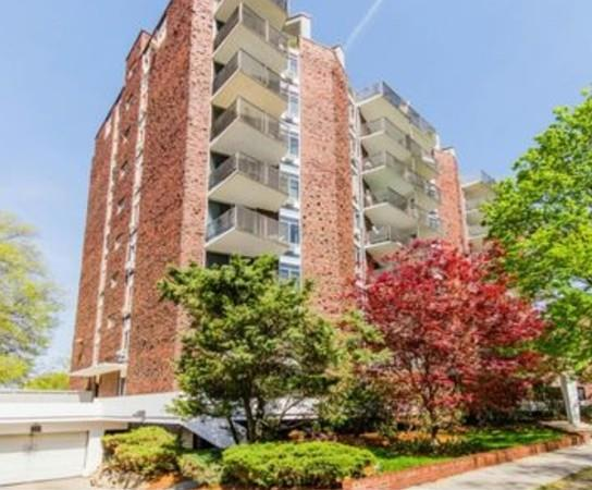 19 Winchester #806, Brookline, MA 02446 (MLS #72213241) :: Goodrich Residential
