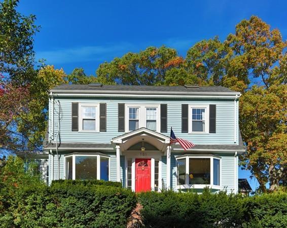 101 Newburg Street, Boston, MA 02131 (MLS #72213269) :: Charlesgate Realty Group