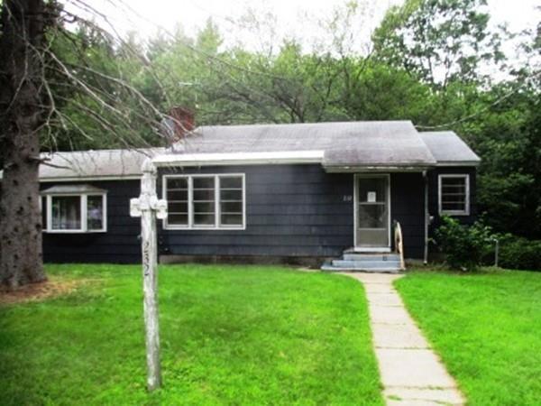 232 Harvard Rd, Bolton, MA 01740 (MLS #72213662) :: The Home Negotiators