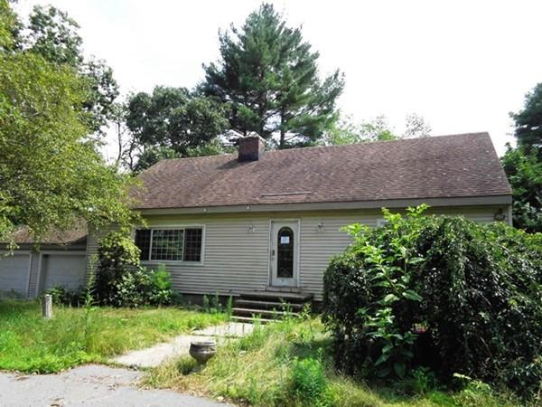 851 Forest St, North Andover, MA 01845 (MLS #72214604) :: Exit Realty