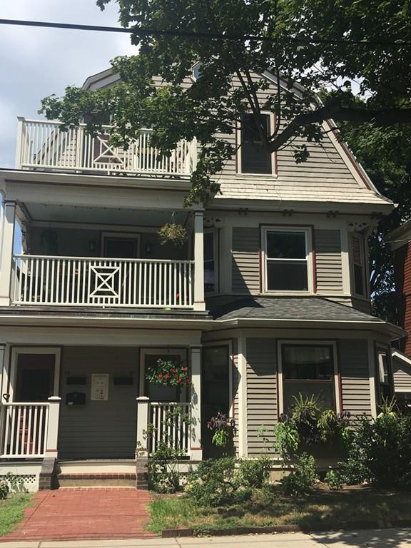 27 Dudley Street #1, Cambridge, MA 02138 (MLS #72214907) :: Goodrich Residential