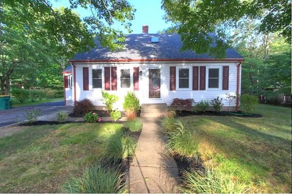 17 Burden Ave, North Attleboro, MA 02763 (MLS #72215562) :: Anytime Realty
