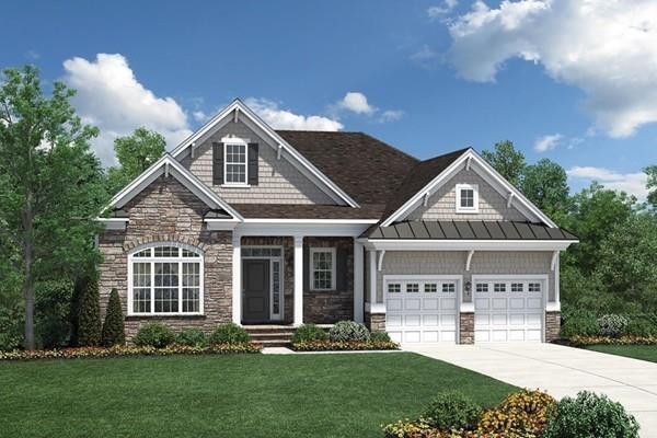 67 Ridgewood Dr Lot 27, Stow, MA 01775 (MLS #72216447) :: The Home Negotiators