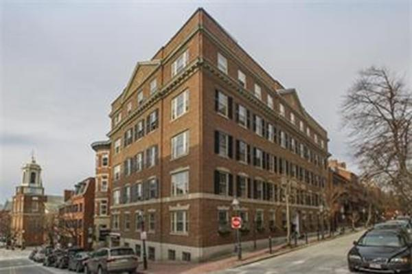 97 Mt. Vernon St #33, Boston, MA 02108 (MLS #72216547) :: Ascend Realty Group