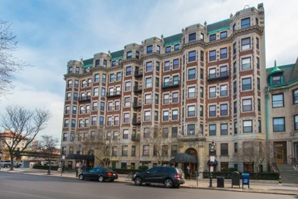 466 Commonwealth Ave #807, Boston, MA 02215 (MLS #72216610) :: Ascend Realty Group
