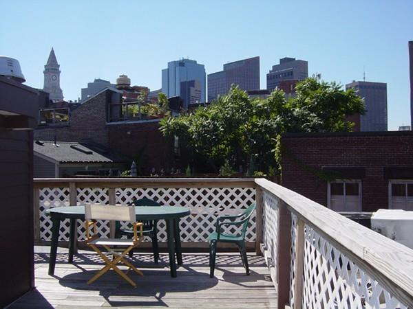 36 Lewis St (W Roofdeck) Ph, Boston, MA 02113 (MLS #72216726) :: Ascend Realty Group