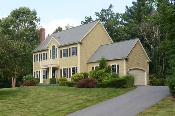 4 Sandy Ridge Road, Sterling, MA 01564 (MLS #72218047) :: The Home Negotiators