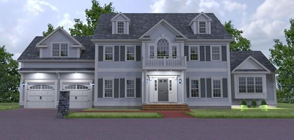 20 Horseshoe Lane (Lot 5), Canton, MA 02021 (MLS #72222685) :: Goodrich Residential