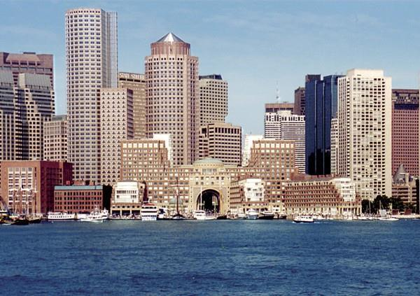 20 Rowes Wharf #302, Boston, MA 02110 (MLS #72223082) :: Goodrich Residential