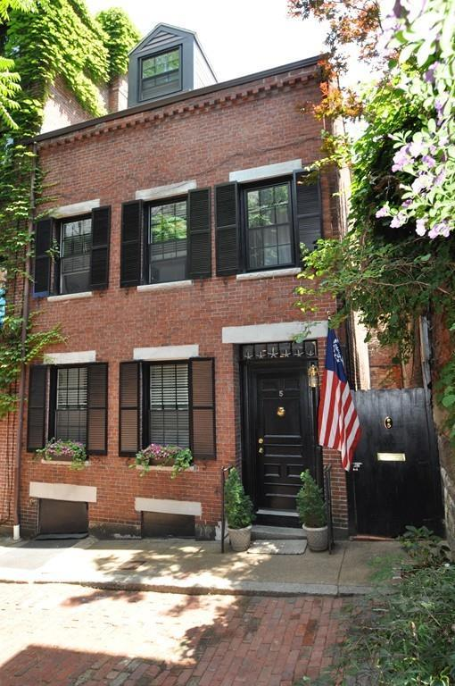 5 Strong Place, Boston, MA 02114 (MLS #72226083) :: Goodrich Residential