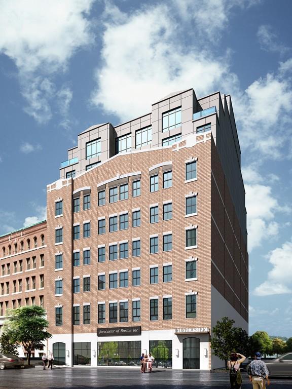 121 Portland Street #605, Boston, MA 02114 (MLS #72229588) :: Goodrich Residential