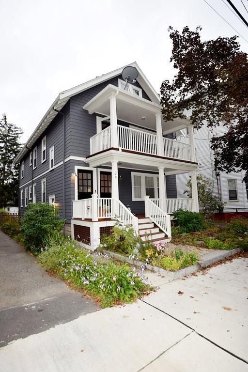 20 Norris St #1, Cambridge, MA 02140 (MLS #72231163) :: Westcott Properties