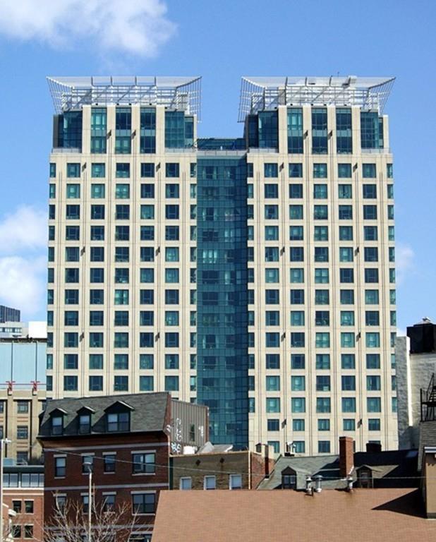1 Nassau St #1602, Boston, MA 02111 (MLS #72231295) :: Goodrich Residential