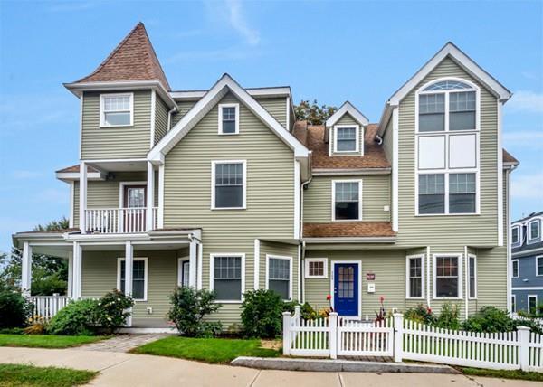 268 Palfrey St #268, Watertown, MA 02472 (MLS #72231847) :: Vanguard Realty