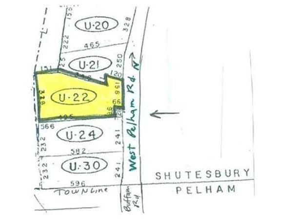 Lot U-22 West Pelham Road, Shutesbury, MA 01072 (MLS #72233005) :: NRG Real Estate Services, Inc.