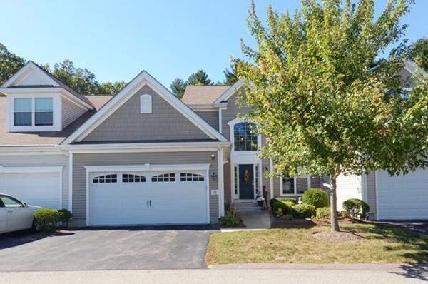 40 Arbor Glen Drive #0000, Stow, MA 01775 (MLS #72235944) :: The Home Negotiators