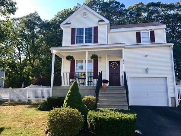 10 Gerry Drive, Hudson, MA 01749 (MLS #72240704) :: The Home Negotiators