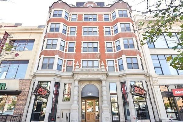 534 Commonwealth Ave 2B, Boston, MA 02215 (MLS #72244012) :: Ascend Realty Group