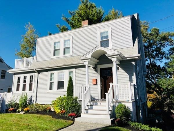 74 Villa Street, Waltham, MA 02453 (MLS #72244736) :: Vanguard Realty