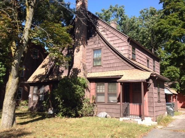 600 Alden Street, Springfield, MA 01109 (MLS #72244916) :: Goodrich Residential