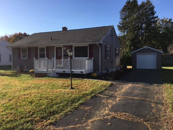 26 Dartmouth St, Agawam, MA 01001 (MLS #72246069) :: Anytime Realty
