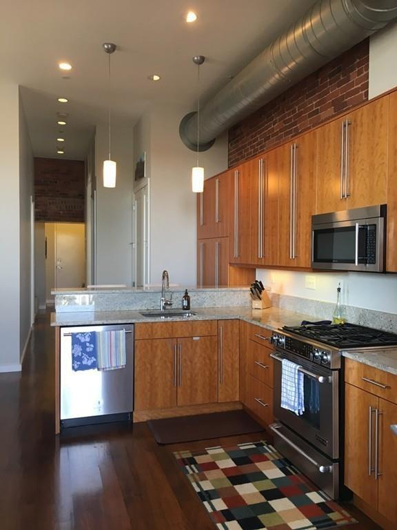 125 B Street 4D, Boston, MA 02127 (MLS #72246273) :: Westcott Properties