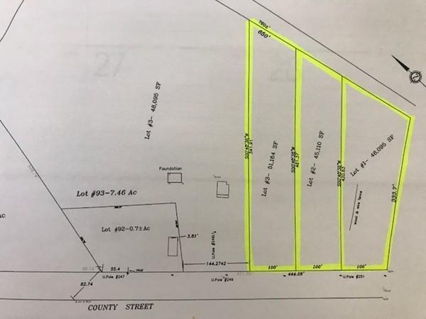 Lot 1 County Street, Berkley, MA 02779 (MLS #72247560) :: Berkshire Hathaway HomeServices Mel Antonio Real Estate
