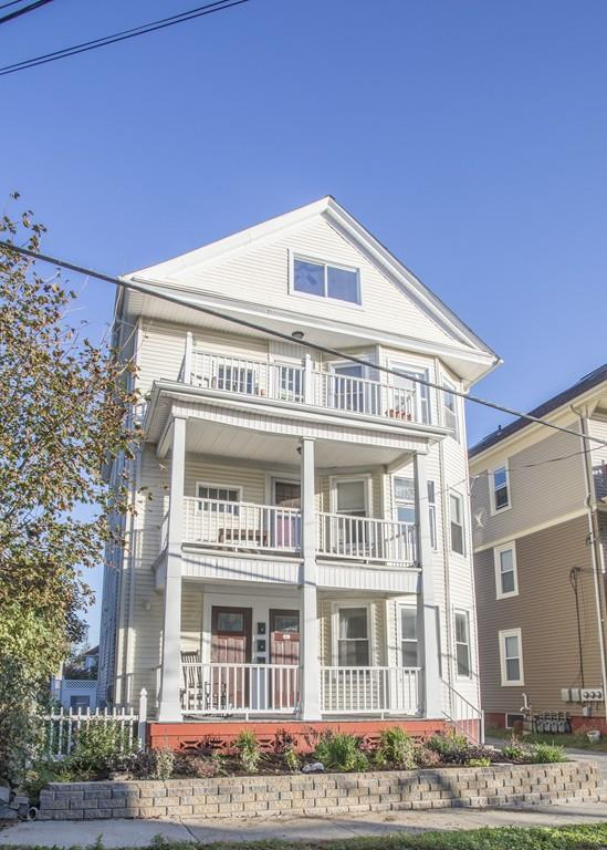 60 Eleventh #2, Providence, RI 02906 (MLS #72249943) :: Goodrich Residential