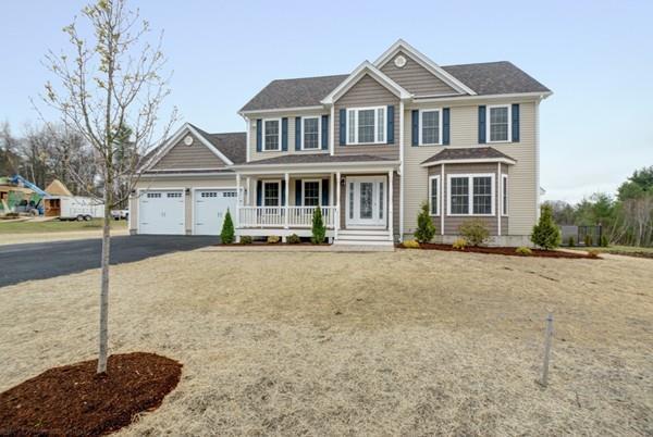 Lot 28 35 Freedom Lane, Holden, MA 01520 (MLS #72252848) :: Goodrich Residential