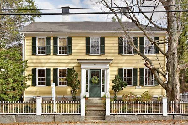 40 Lowell Rd #40, Concord, MA 01742 (MLS #72253019) :: Goodrich Residential